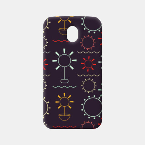 Geometric art seamless  Moto G3 Cases | Artist : Designerchennai