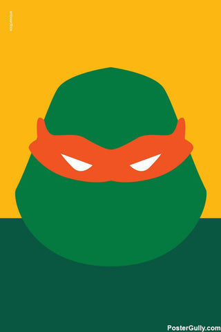 Brand New Designs, Ninja Turtles Artwork | Artist: Artboard Box, - PosterGully - 1