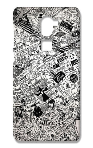Endless doodle 2 Coolpad Cool 1 Cases | Artist : Sukanya Chakraborty