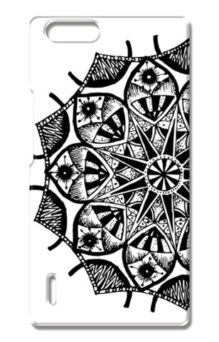 Mandala Huawei Honor 6X Cases | Artist : Hardy16_