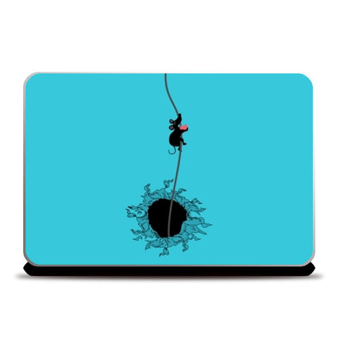 The Heart Stealer Laptop Skins | Artist : Tiny Dots