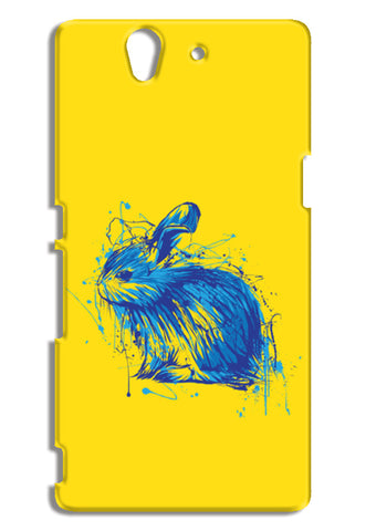 Rabbit Sony Xperia Z Cases | Artist : Inderpreet Singh