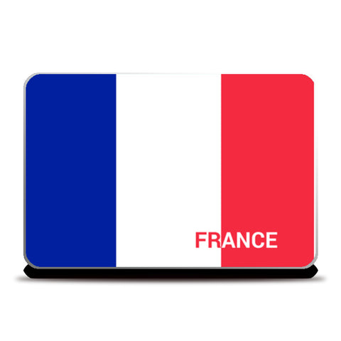France | #Footballfan Laptop Skins | Artist : Creative DJ
