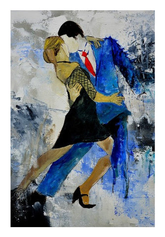 Wall Art, Tango 4551 Wall Art | Artist : pol ledent, - PosterGully