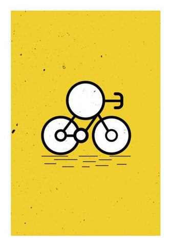 PosterGully Specials, Bicycle Wall Art | Artist : Designerchennai, - PosterGully