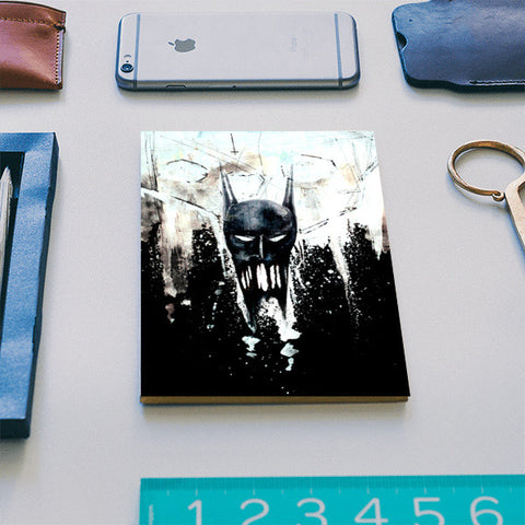 Batman  Notebook | Artist : BY Darakhsha Dandekar and Karan Mehta