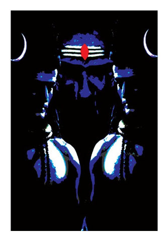 Wall Art, mahadeva Wall Art | Artist : Boys Theory, - PosterGully