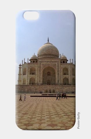 Taj Mahal iPhone 6/6S Cases | Artist : Sunil Angral
