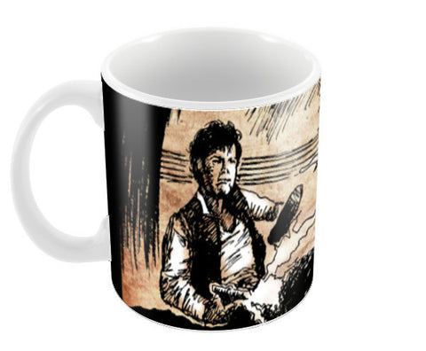 Han Shot First Coffee Mugs | Artist : Karthik Abhiram