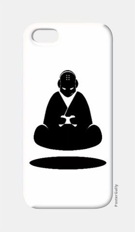 iPhone 5 Cases, Meditation iPhone 5 Case | Artist: GamingMonk, - PosterGully