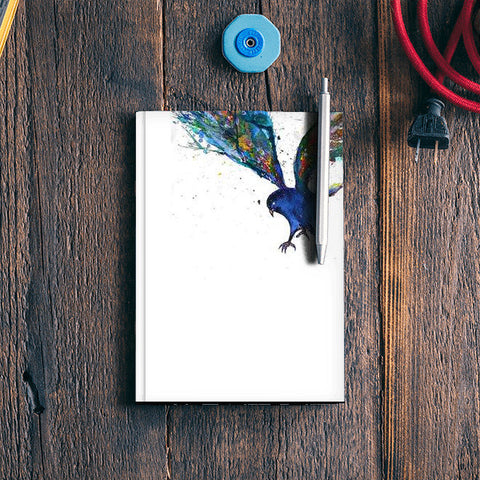 BLEMISH | BIRD | ARTWORK  Notebook | Artist : Prashant Singh