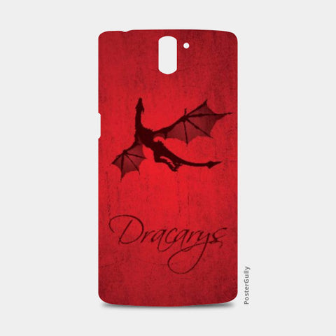 One Plus One Cases, Dracarys Game of Thrones | Artist: Kshitija Tagde, - PosterGully