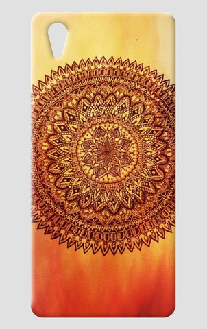 Fiery Mandala One Plus X Cases | Artist : Susrita Samantaray