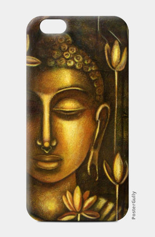 iPhone 6 / 6s, Golden Buddha iPhone 6 / 6s Case | Artist: Raji Chacko, - PosterGully