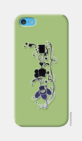 iPhone 5c Cases, Lights Camera 2 iPhone 5c Case | Artist: Pushkar Priyadarshi, - PosterGully