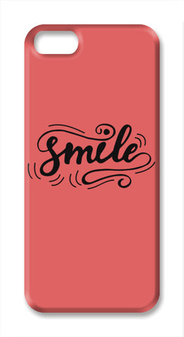 Smile iPhone SE Cases | Artist : Inderpreet Singh