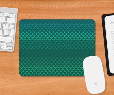 Waves Mousepad | Artist : saurabhzuve