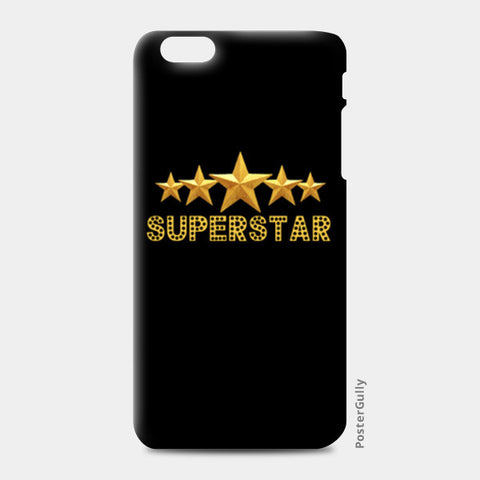 iPhone 6 Plus / 6s Plus Cases, Superstar 1 | iPhone 6 Plus / 6s Plus iPhone 6 Plus / 6s Plus Cases | Artist : DJ Ravish, - PosterGully