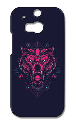 The Wolf HTC One M8 Cases | Artist : Inderpreet Singh