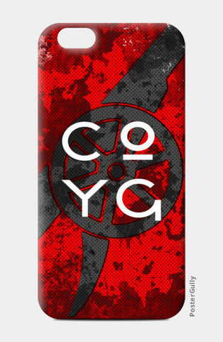 COYG Arsenal F.C. iPhone 6/6S Cases | Artist : Gurmeet