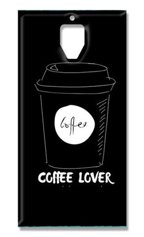 Coffee Lover OnePlus 3-3T Cases | Artist : Pallavi Rawal
