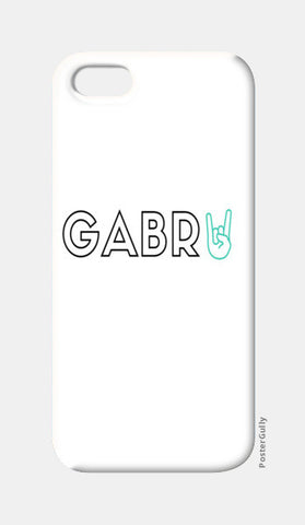 Gabru iPhone 5 Cases | Artist : Chintan Sapovadiya
