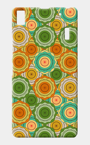 Seamless Floral Beautiful Mandala Lenovo K3 Note Cases | Artist : Designerchennai