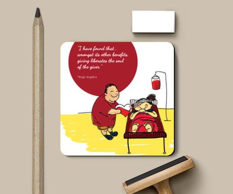 Coasters, Soul of the giver Coasters | Artist : Kokila Bhattacharya, - PosterGully