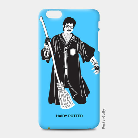 Hairy potter blue iPhone 6 Plus/6S Plus Cases | Artist : Socially Awkward