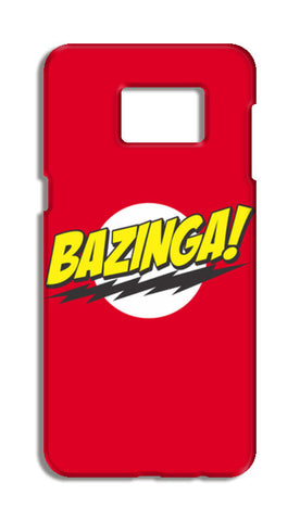 BAZINGA ! Samsung Galaxy S6 Edge Plus Cases | Artist : Naman Kapoor