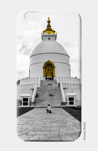 iPhone 6 / 6s Cases, World Peace Pagoda iPhone 6 / 6s Cases | Artist : Adama Toure, - PosterGully