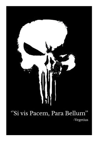 The Punisher Wall Art | Artist : Lobo Wall Art | Artist : Lobo
