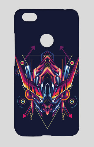 Robot Redmi Note 5A Cases | Artist : Inderpreet Singh