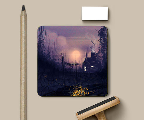 Coasters, Sunset Coaster | Rishi Singh, - PosterGully