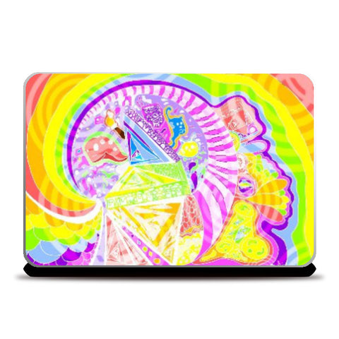 Laptop Skins, Blam Laptop Skin | Amrit Singh, - PosterGully