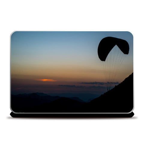 Laptop Skins, Gliding at dusk Laptop Skins | Artist : Adama Toure, - PosterGully
