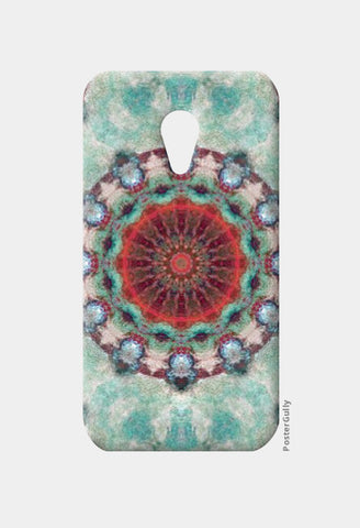 Moto G2 Cases, red kaleidoscope | Artist: harshad parab, - PosterGully