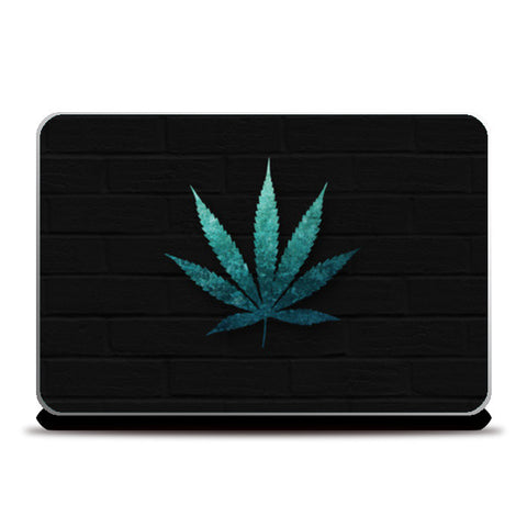 Mythical Weed Laptop Skins | Artist : C-zure