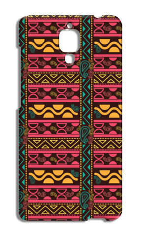 Abstract geometric pattern african style Xiaomi Mi-4 Cases | Artist : Designerchennai