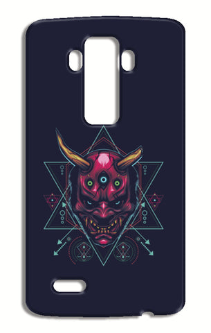 The Mask LG G4 Cases | Artist : Inderpreet Singh