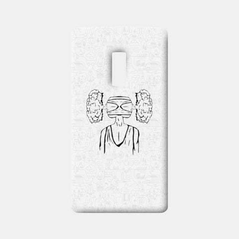 One Plus Two Cases, Mind Blown One Plus Two Cases | Artist : Pulkit Taneja, - PosterGully