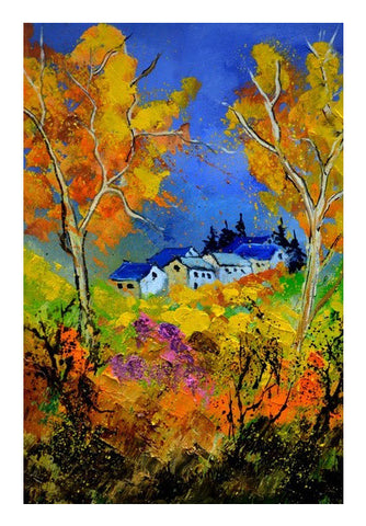 Wall Art, Autumn 155 Wall Art | Artist : pol ledent, - PosterGully