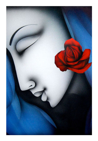 beauty Wall Art | Artist : Pradeesh K