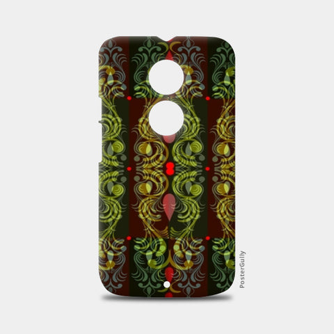 Ornamental Pattern Moto X2 Cases | Artist : Amar Singha