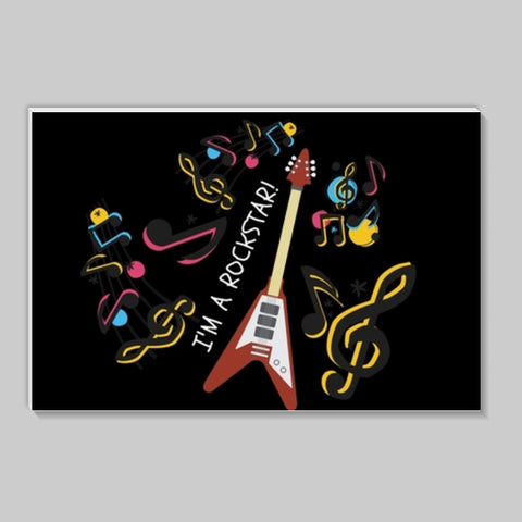 MUSIC LOVER Stick Ons | Artist : Pallavi Rawal