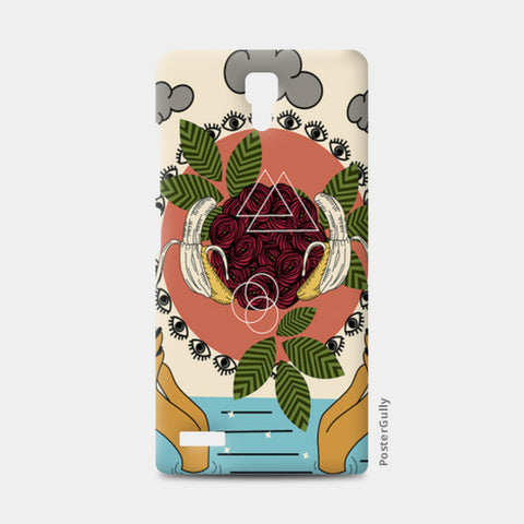 DREAMS Redmi Note Cases | Artist : Jignesh Waghela