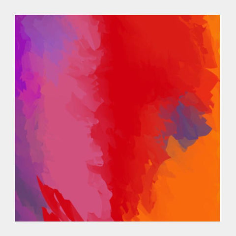 A Dash Of Color Square Art Prints PosterGully Specials