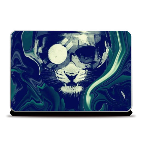 Leo warrior  Laptop Skins | Artist : nilesh gupta