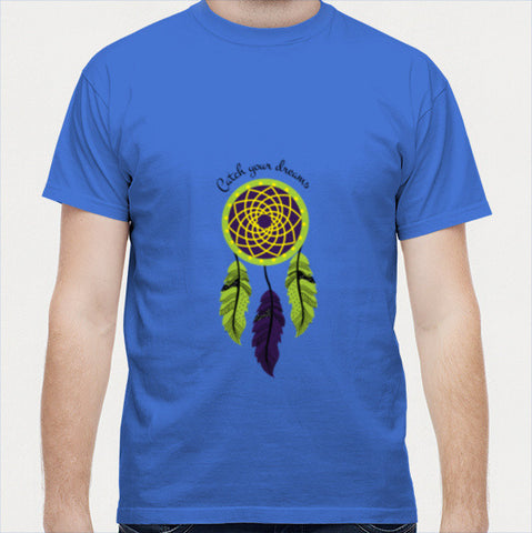 Dream Catcher  Men T Shirts | Artist : Stuti Bajaj