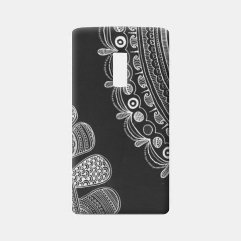 One Plus Two Cases, Mandala Art Phone cover One Plus Two Cases | Artist : Smita Kaushik, - PosterGully